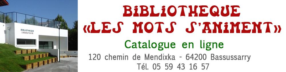 Bibliothèque de Bassussarry
